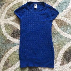 Gap short sleeved sweater